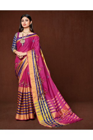 Aaditri Designer cotton saree