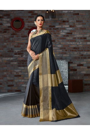 Alora Festive Wear Cotton Saree