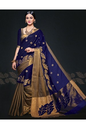 Aryaa August Symphony Designer Wear Cotton Sarees