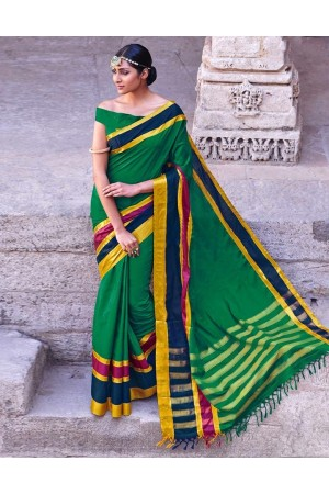 Ayaat Festive Wear Cotton Saree