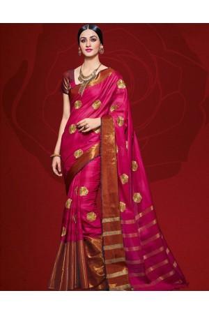 Azura Designer Cotton Sarees
