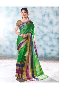 Chessia Designer Cotton Sarees