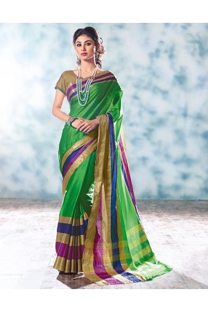Chessia Designer Cotton Sarees