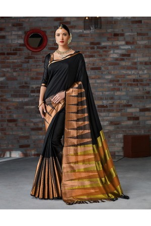 Ira Festive Wear Cotton Saree