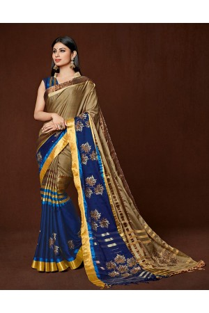 Kaasni Designer cotton saree