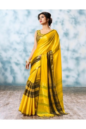 Kasmira Designer Wear Cotton Saree