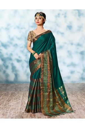 Lana Designer Cotton Saree