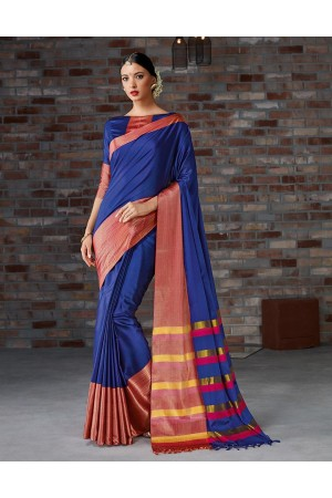 Mayra Festive Wear Cotton Saree