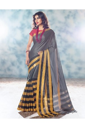 Nasia Designer Cotton Saree