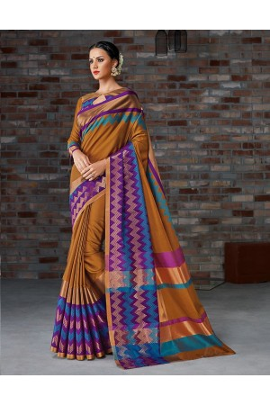 Neysa Festive Wear Cotton Saree