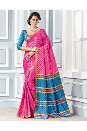 Royale Cotton Saree