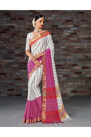 Ryka Festive Wear Cotton Saree