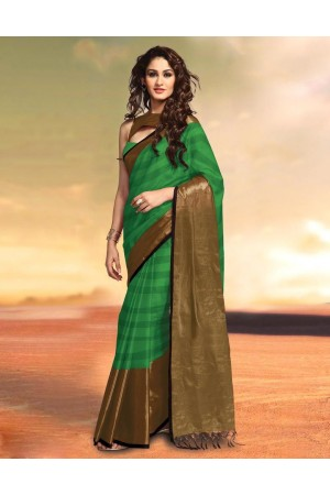 Sana Lush Party Wear Cotton Saree