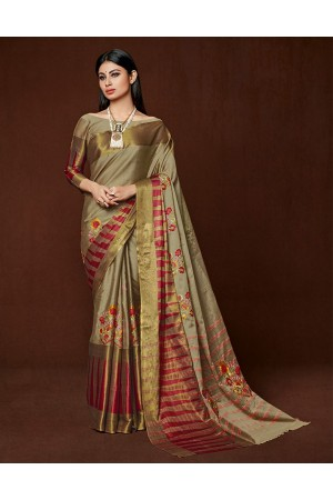 Savannah Designer cotton saree