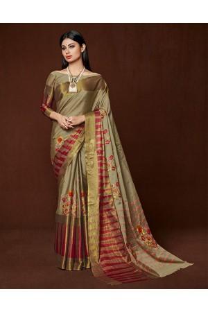 Savannah Designer cotton saree