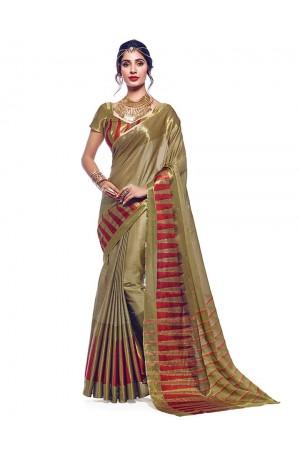 Shinat Designer Cotton Saree