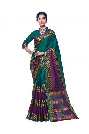 Yusma Cotton Saree