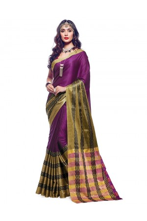 Zehra Cotton Saree