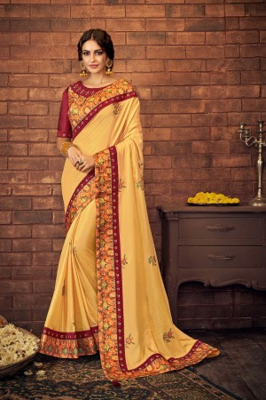 Indian wedding wear saree 13403