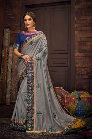 Indian wedding wear saree 13404