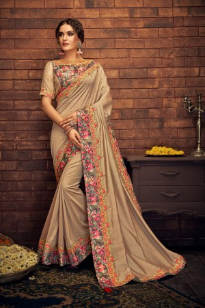 Indian wedding wear saree 13405