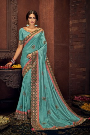 Indian wedding wear saree 13410