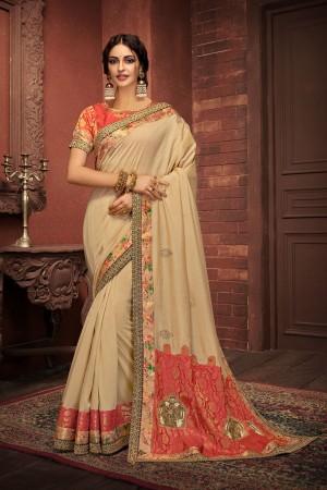 Indian wedding wear saree 13416