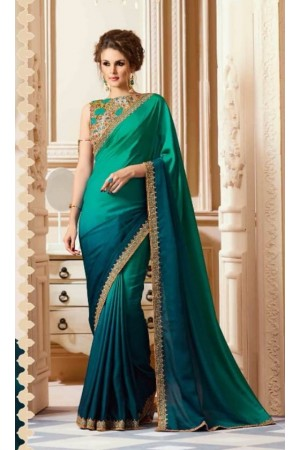 Party-wear-green-designer-sarees-30004