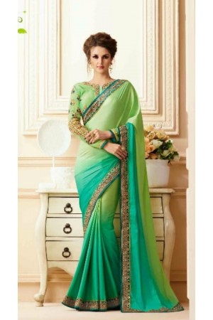 Party-wear-lime-green-designer-sarees-30006