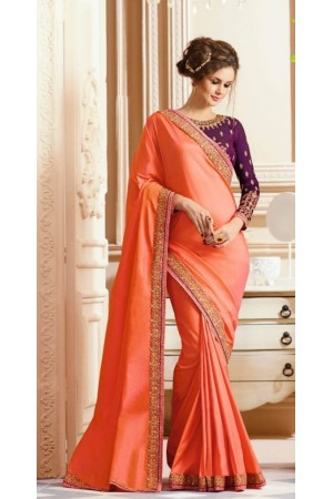 Party-wear-orange-designer-sarees-30001