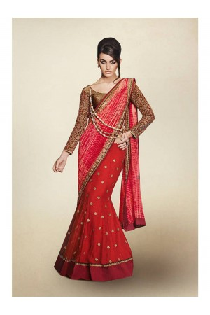 Party Wear Saree 2003