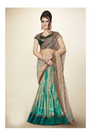 Party Wear Saree 2004