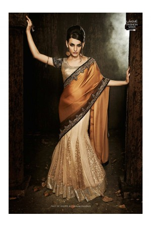 Party Wear Saree 2006