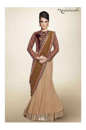 Party Wear Saree 2007