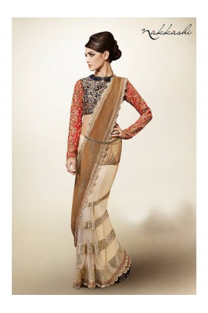 Party Wear Saree 2009