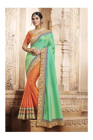Party Wear Saree 4069