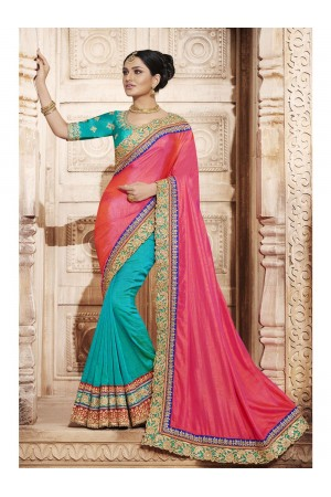 Party Wear Saree 4070