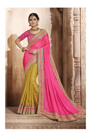 Party Wear Saree 4078