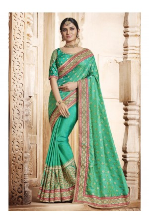 Party Wear Saree 4079