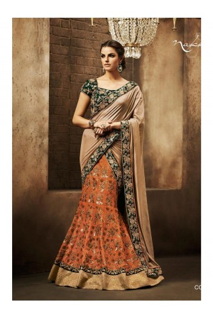 Party Wear Saree 5035