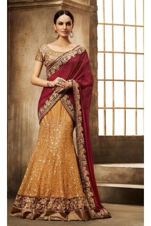 Party Wear Saree 5036