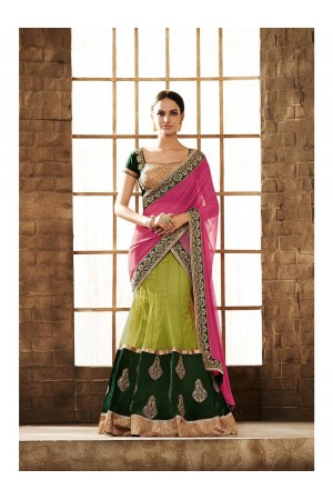 Party Wear Saree 5038