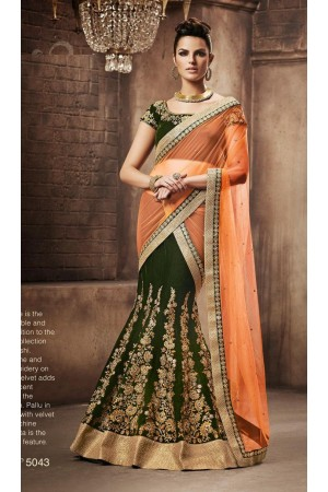 Party Wear Saree 5043