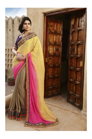 Party Wear Saree 6005