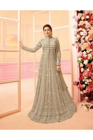 Drashti Dhami Dustty net wedding anarkali 2201