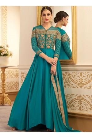 Rama south chennai silk wedding anarkali