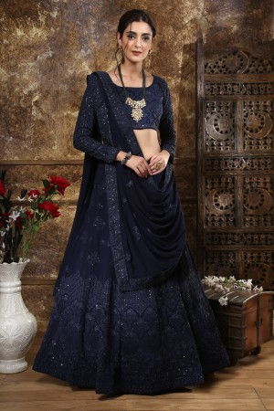 Indian bridal lehenga choli 1081