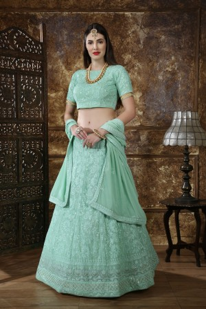Indian bridal lehenga choli 1084