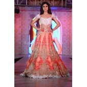 Shilpa Shetty Bridal anarkali suit