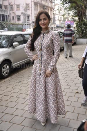 Elli avram designer Bollywood Suit